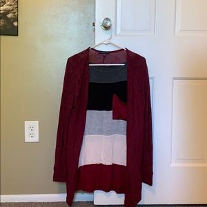 Bundle Of American Eagle Sweater and Top